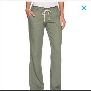 Rocky linen summer pants